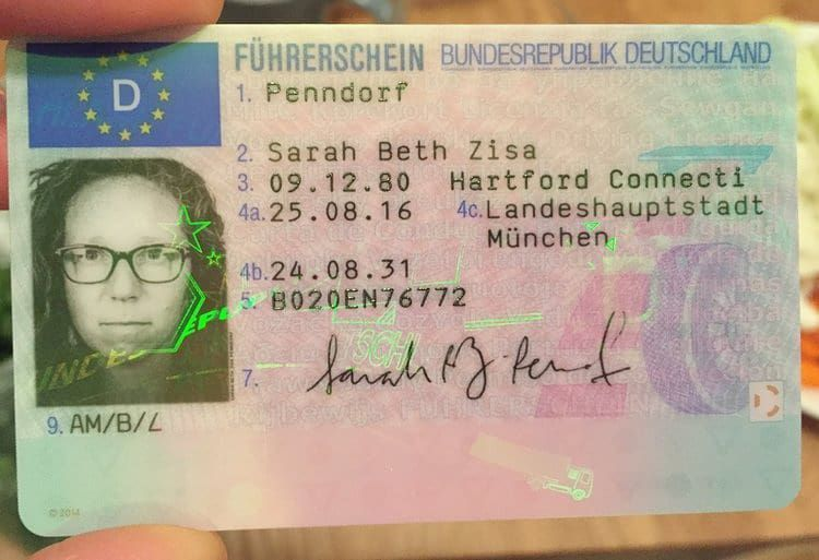 Buy German Drivers license online - docx4you