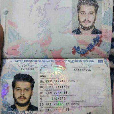 Buy Real UK Passport Online | British Passport